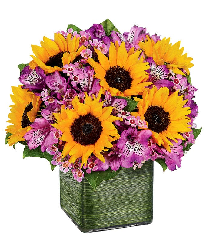 Sunflower Mixed Bouquet