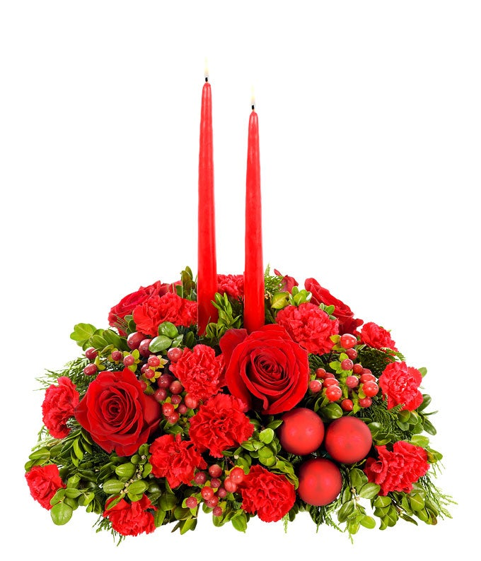christmas centerpieces  christmas flower centerpieces, Beautiful flower