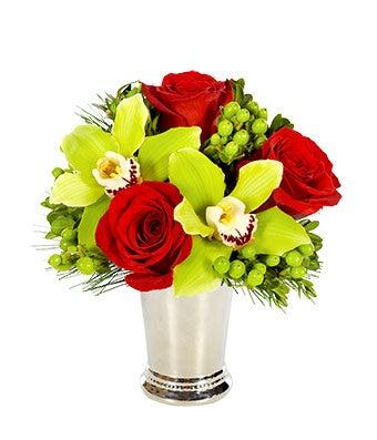 Floral Mint Julep