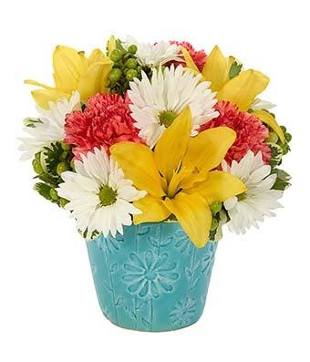 Daisy Days of Summer Bouquet
