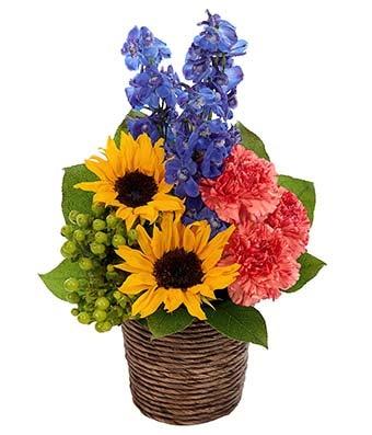 Sunflower Fresh Field Bouquet