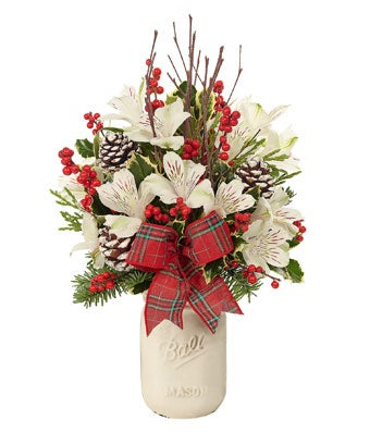 Holiday Memories Bouquet