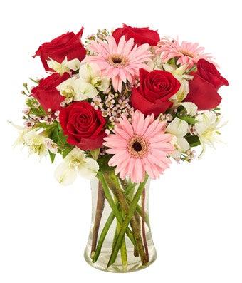 The Romantical Daisy Bouquet