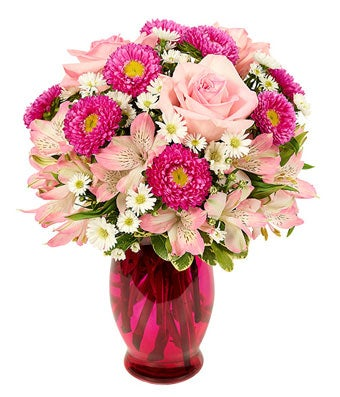 Color Me Pink Bouquet