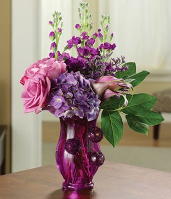 Perfect In Purple At From You Flowers