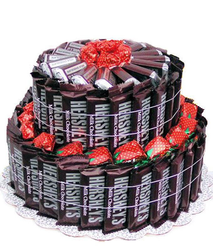 Ultimate Milk Chocolate Cake