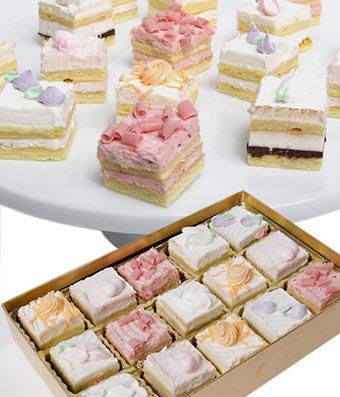 Spring Mini Cakes