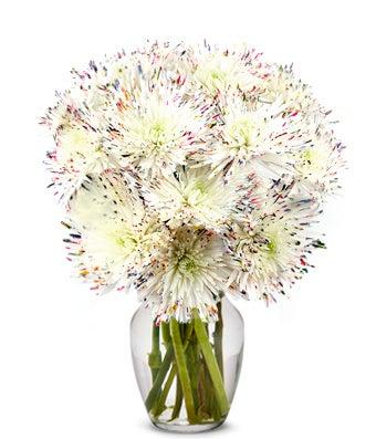 Floral Confetti Celebration