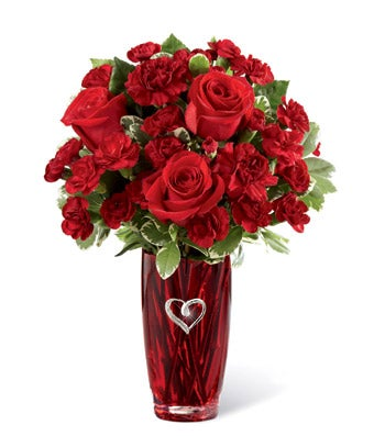 Flowers - My Sweetheart Bouquet - Regular