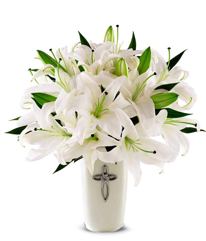 The FTD Faithful Blessings� Bouquet