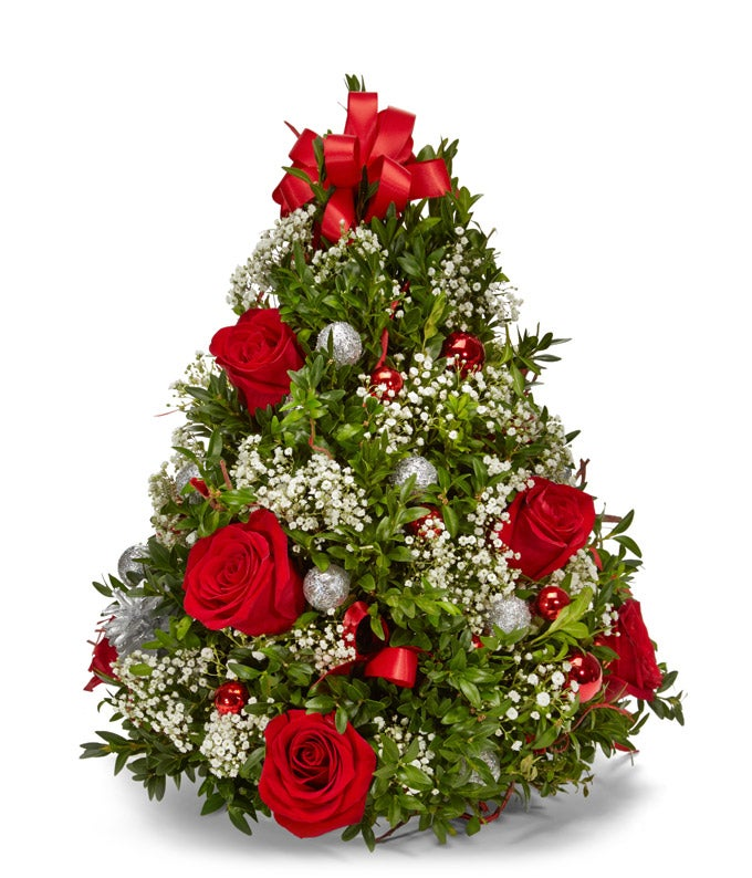christmas cheer at from you flowers, Natural flower