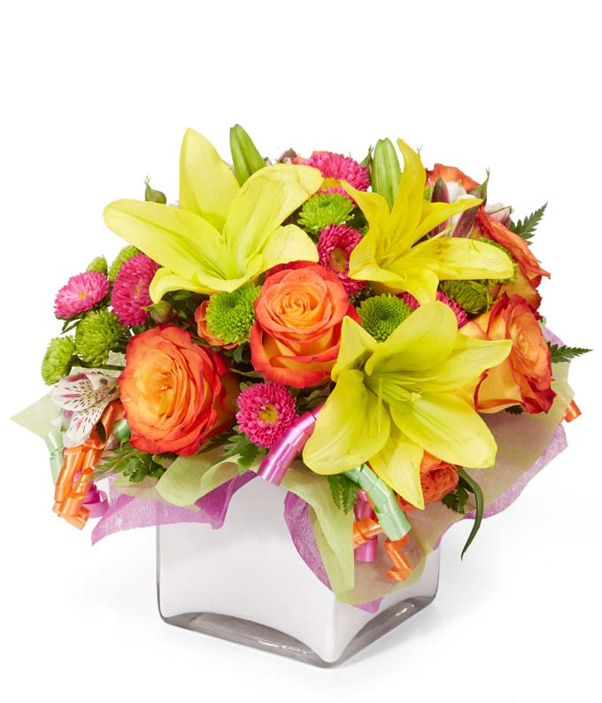 happy birthday bouquet at from you flowers, Beautiful flower
