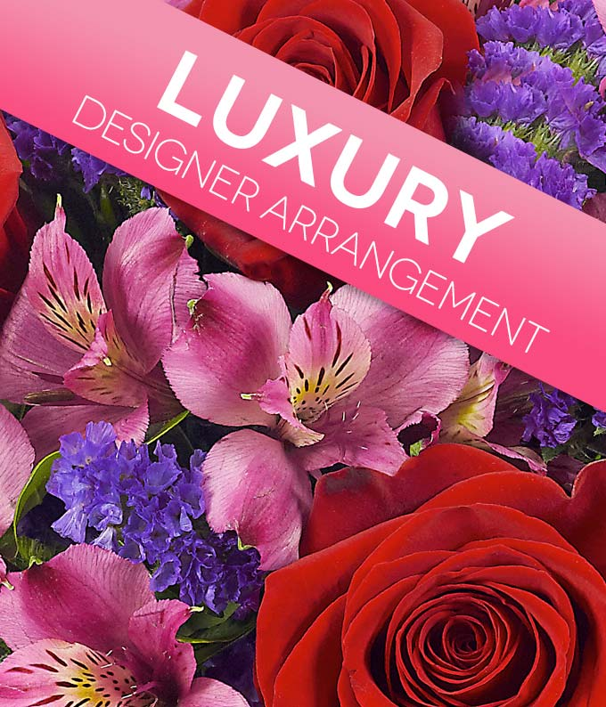 Luxury Florist Designed Arrangement
