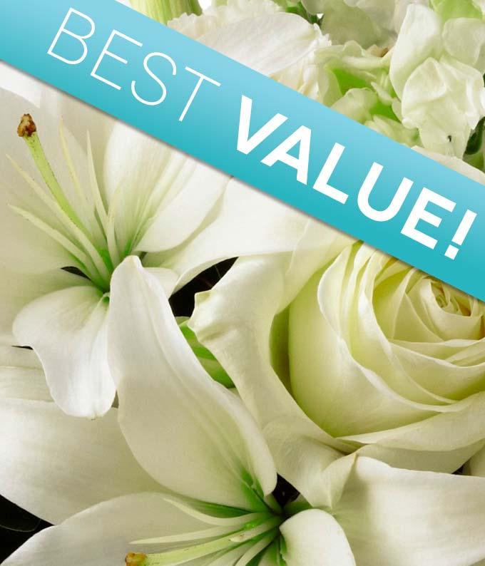 Florist Designed Sympathy Bouquet