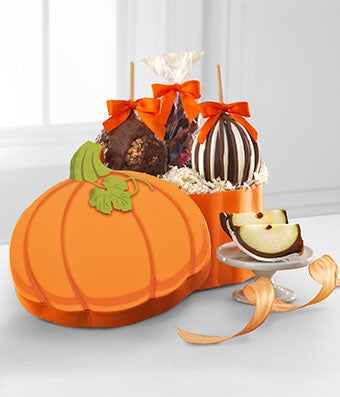 Mrs. Prindable's® Caramel Apple Gift Box