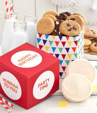 Mrs. Fields® Happy Birthday Box