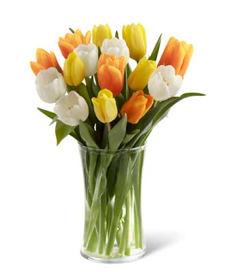 Sunny Tulip Bouquet