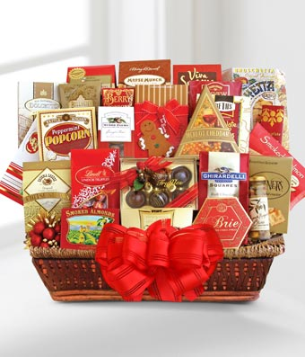 Holiday Extravaganza Basket - Best