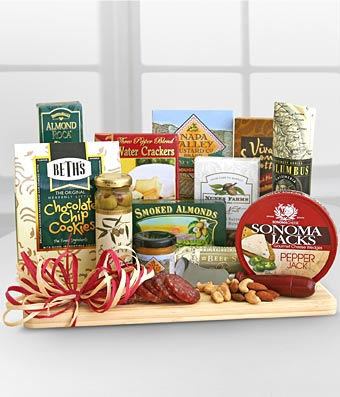 Gourmet Meat & Cheese Assortment