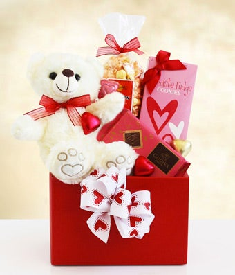 Valentine Cuddles & Kisses