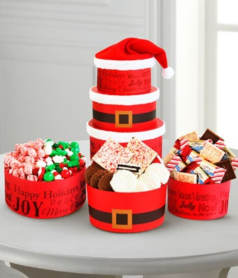 Santa's Hatful of Treats
