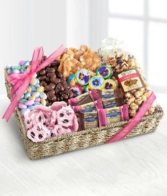 Spring Chocolates & Treats Basket - Better