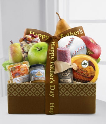Happy Father's Day Fruit & Gourmet