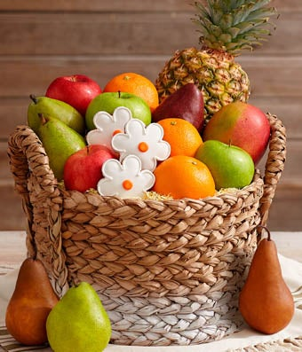 The FTD® Fruit Basket by Better Homes and Gardens®