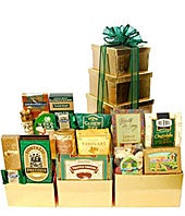 Grand and Glorious Gourmet Gift Tower