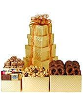 Chocolate Gold Mine Gift Basket