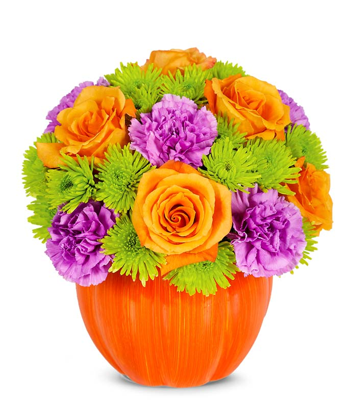 Pretty-as-a-Pumpkin Bouquet