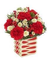 Peppermint Swirl Bouquet