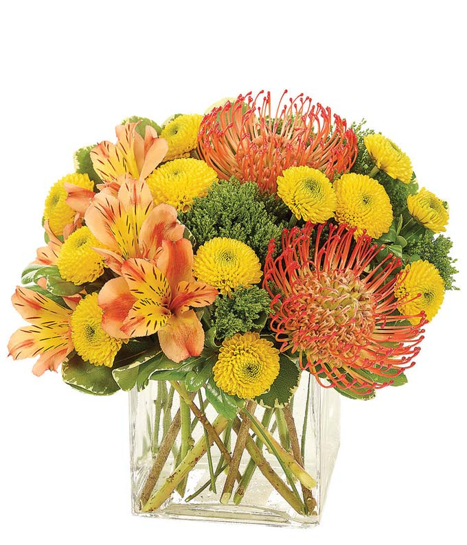 Majestic Sunrise Bouquet