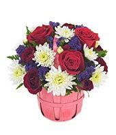 A Bushel & a Peck Bouquet