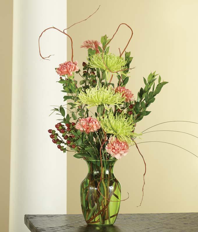 Sympathy Vase
