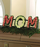 Mother's Love Casket Spray