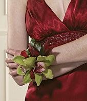 Orchids Wrist Corsage