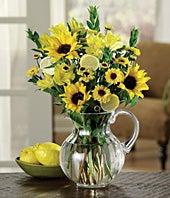 Sunny Sunflower...