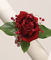 Rose Rhapsody Wrist Corsage