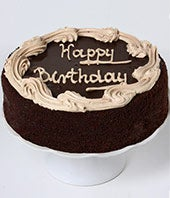 Happy Birthday Chocolate Cake for delivery