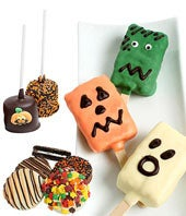 Halloween Chocolate Covered Treats Box