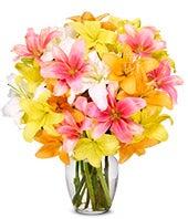 Get Well Bouquet - Premium