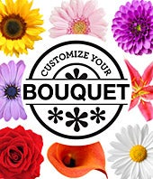 Custom Florist Designed Bouquet