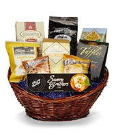 Savory and Sweet Basket