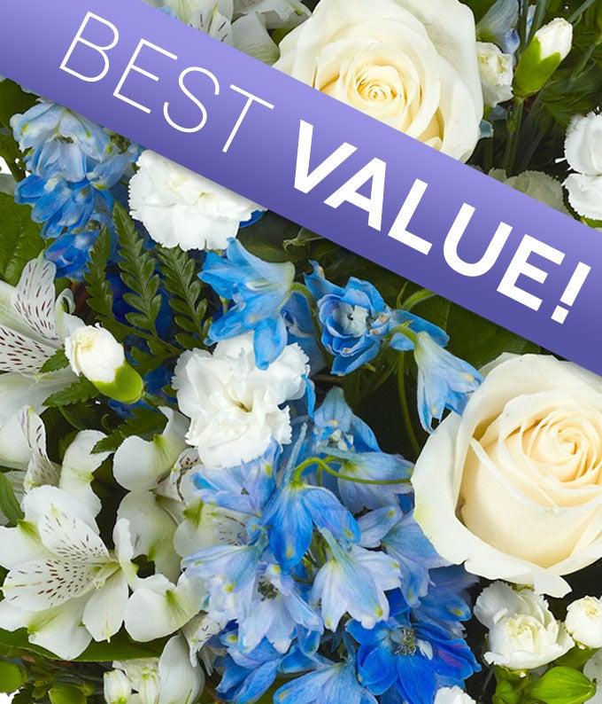 Florist Designed Hanukkah Bouquet