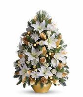 Celebration Holiday Flower Tree
