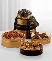 The FTD� Exclusive Signature Snack Tower