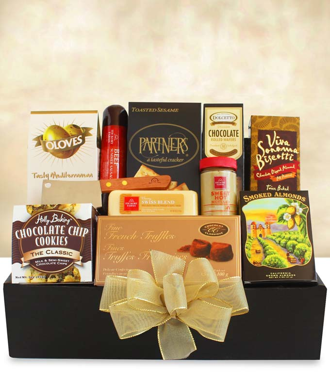 The FTD� Exclusive Classic Gourmet Gift