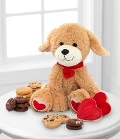 Mrs. Fields� Valentine's Day Dog