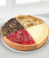 Eli's Sampler Cheesecake
